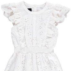 Little Remix Kleid aus Baumwolle und Seide Greta -listing