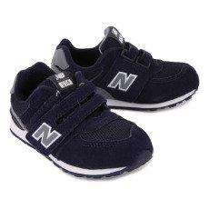 New Balance Zapatillas Velcro Ante KV574-listing