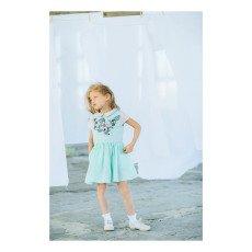 Paade Mode Kleid aus Leinen Queen -listing