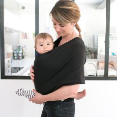 Studio Roméo Black Baby Carrier-listing