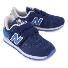 New Balance KA373 Mesh Velcro Trainers-listing
