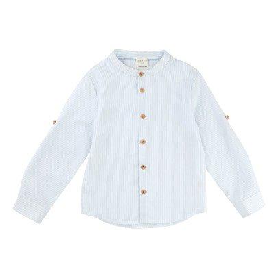 CARREMENT BEAU Striped Shirt-listing