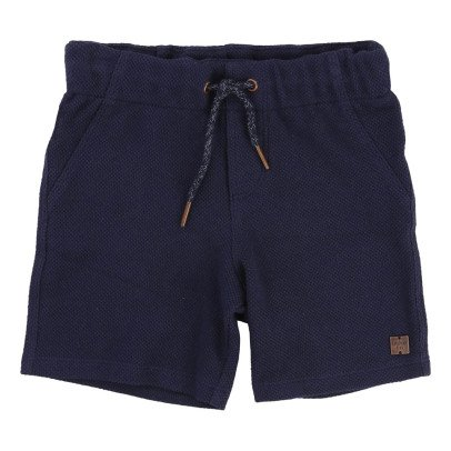 CARREMENT BEAU Cotton Piqué Shorts-listing