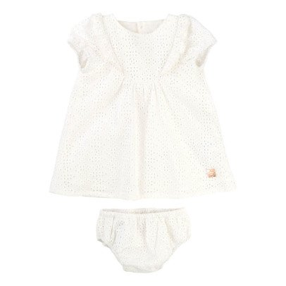 CARREMENT BEAU Broderie Anglaise Dress + Bloomers-listing