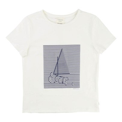 CARREMENT BEAU Sailboat T-Shirt -listing