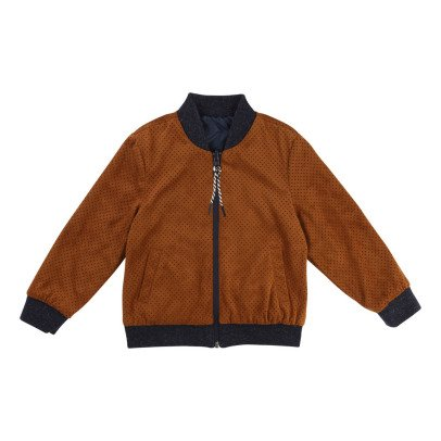 CARREMENT BEAU Bomber Reversible Antelina & Impermeable-listing
