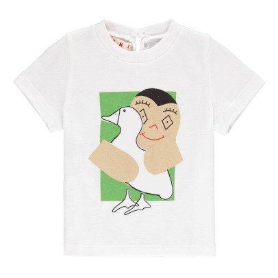Marni Camiseta Manga Corta -listing