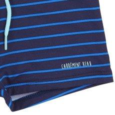 CARREMENT BEAU Striped Swimming Trunks-listing