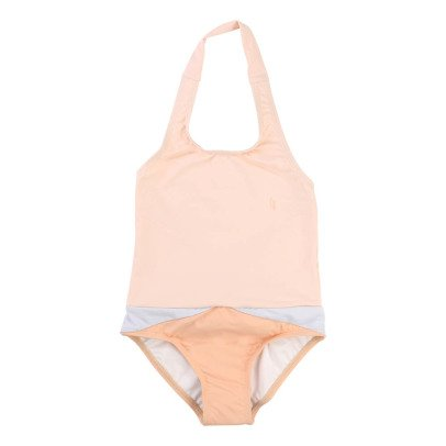 CARREMENT BEAU Tricolour 1 Piece Swimsuit-listing