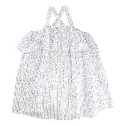 CARREMENT BEAU Striped Sunbath Dress-listing
