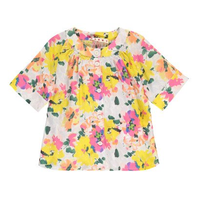 Marni Blusa Flores -listing