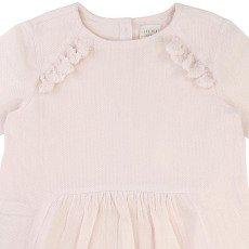 CARREMENT BEAU Robe Texturée-listing
