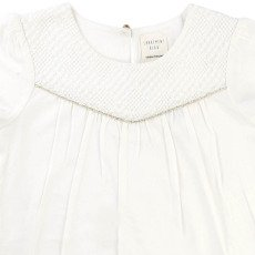 CARREMENT BEAU T-shirt Plastron Dentelle-listing