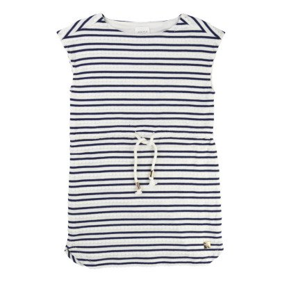 CARREMENT BEAU Striped Dress-listing