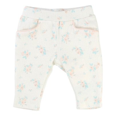 CARREMENT BEAU Floral Harem Trousers-product