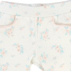 CARREMENT BEAU Sarouel Fleurs-listing