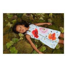 ANNE KURRIS Paper Flower Dress-listing