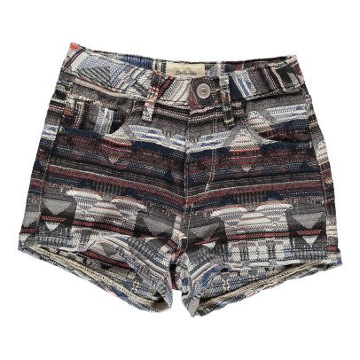 Bellerose Petite Jacquard Shorts-listing
