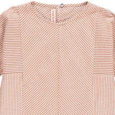 ANNE KURRIS Lenny Lurex Striped Dress-listing