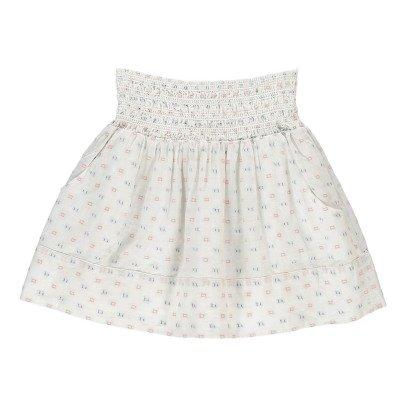 Bellerose Funny Smocked Skirt-product