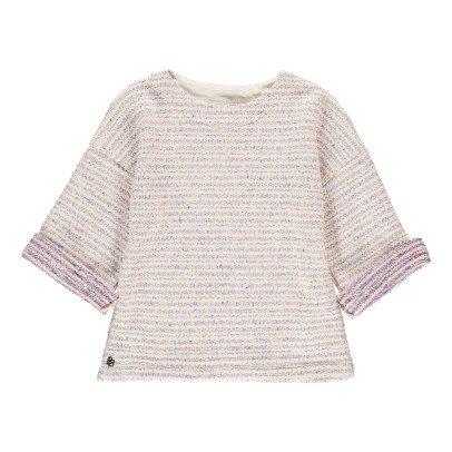 Bellerose Mala Striped Sweatshirt-product