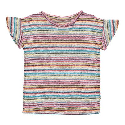 Bellerose Dob Striped T-Shirt-listing