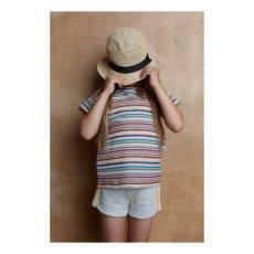 Bellerose Dob Striped T-Shirt-listing