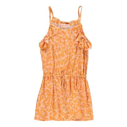ANNE KURRIS Heat Ruffle Dress-listing