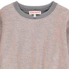 ANNE KURRIS Sweatshirt aus Lurex -listing