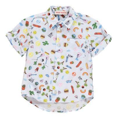 ANNE KURRIS Camiseta Vacaciones Wim-listing