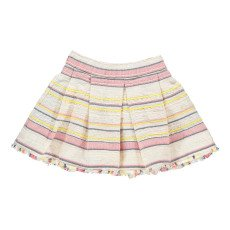 product-Bellerose Accent Embroidered Stripe Skirt