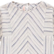 ANNE KURRIS Lenny Striped Dress-listing