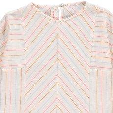 ANNE KURRIS Lenny Striped Dress-listing