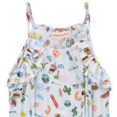 ANNE KURRIS Heat Ruffle Holidays Dress-listing