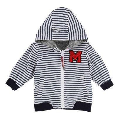 Little Marc Jacobs Baby Reversible Hooded Windbreaker-listing