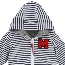 Little Marc Jacobs Zweiseitige Baby Regenjacke mit Kapuze -listing