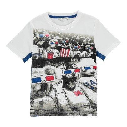 Little Marc Jacobs T-shirt Koalas Cinéma 3D-listing