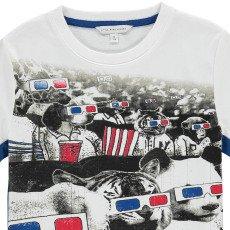 Little Marc Jacobs Camiseta Koalas Cinéma 3D-listing