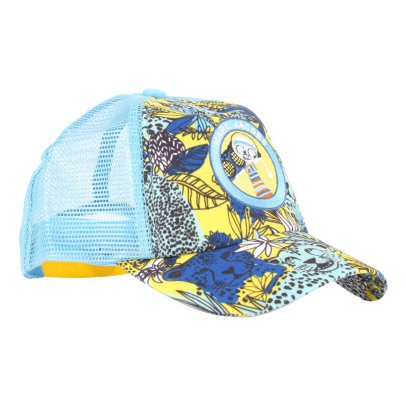 Little Marc Jacobs Casquette Bi-matières Jungle Mr Marc-listing