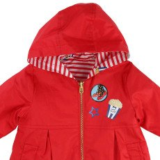 Little Marc Jacobs Popcorn Reversible Jacket-product