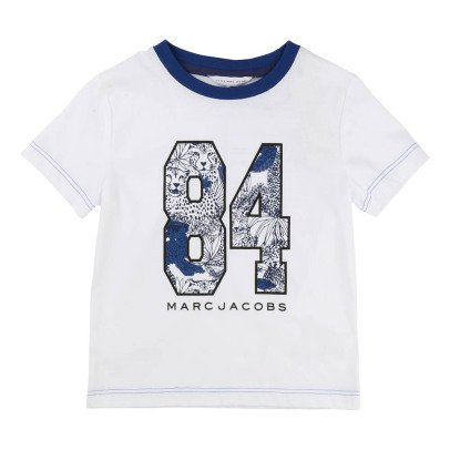 Little Marc Jacobs Pyjama Shorts + T-Shirt Dschungel -listing