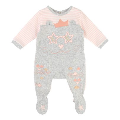 Little Marc Jacobs Pijama Rayas Animal-listing