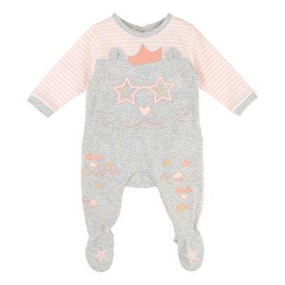Little Marc Jacobs Pyjama Rayé Animal-listing