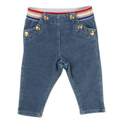 Little Marc Jacobs Jegging Cinturón Coloreado-listing