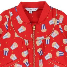Little Marc Jacobs Sweatshirt + Hose Popcorn -listing