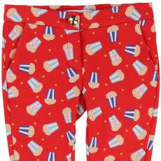 Little Marc Jacobs Popcorn Milano Slim Trousers-listing