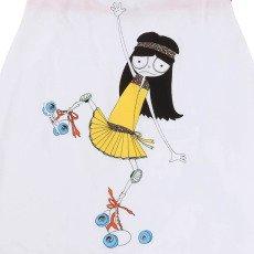 Little Marc Jacobs Rollerblade Miss Marc Beach Dress-product