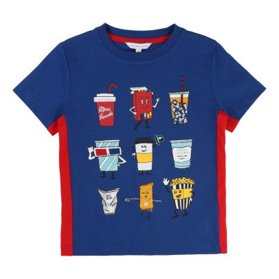 Little Marc Jacobs Cinema Drink T-Shirt-listing