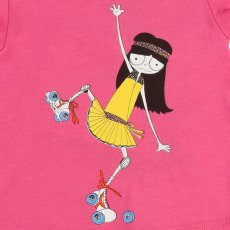 Little Marc Jacobs Baby Rollerblade Miss Marc T-Shirt-product