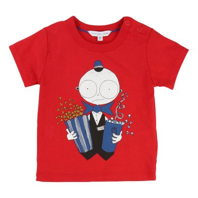 Little Marc Jacobs Cinema Mr Marc T-Shirt-product